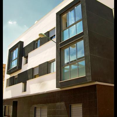 Edificio Aragón. DAU arquitectos.