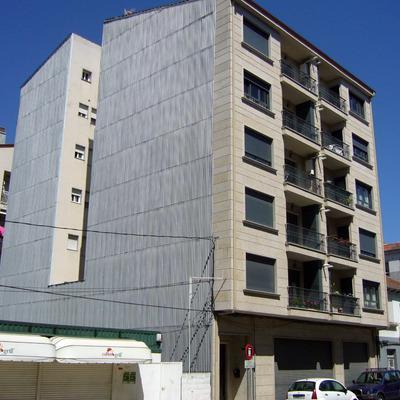 Edificio Avda. de Madrid, Xinzo de Limia