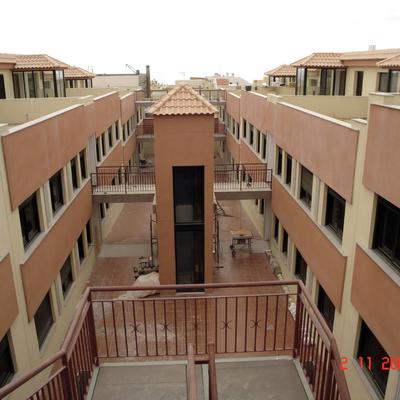 Edificio Betanzos con 47 Viviendas y 2 sótanos