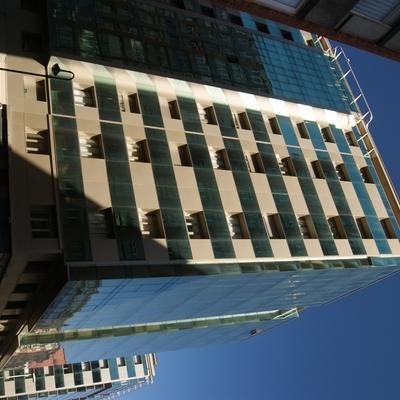 Edificio calle Manso, Gijon