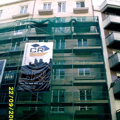 Edificio Cardenal Quevedo 8-10, Ourense