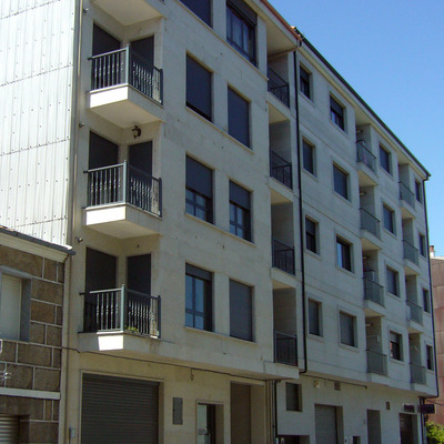 Edificio Ctra. Baronzas, Xinzo de Limia