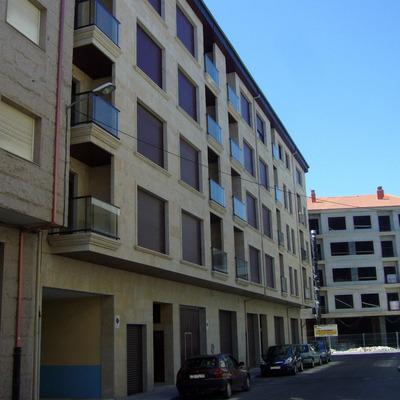Edificio Curros Enrriquez, Xinzo de Limia