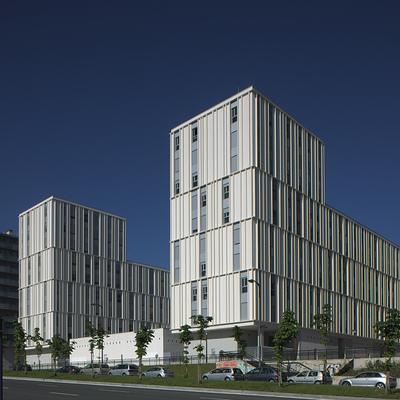 Edificio de 84 Viviendas