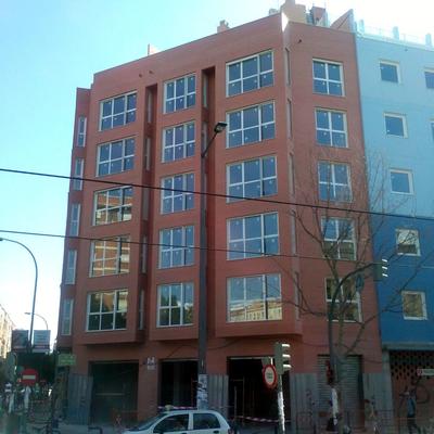 Edificio de Apartamentos en Benimaclet