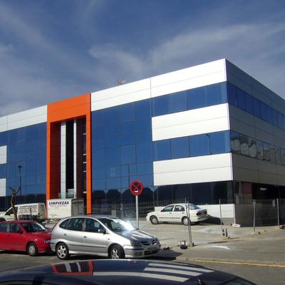 Edificio de oficinas en Elche Parque Industrial