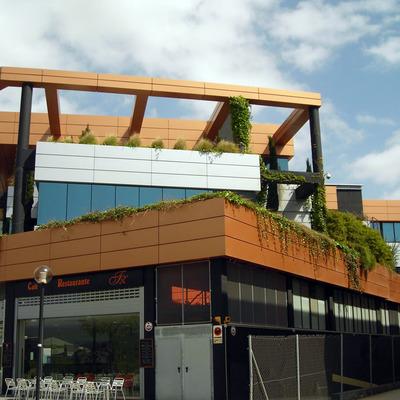 Edificio de oficinas en Son Rossiñol