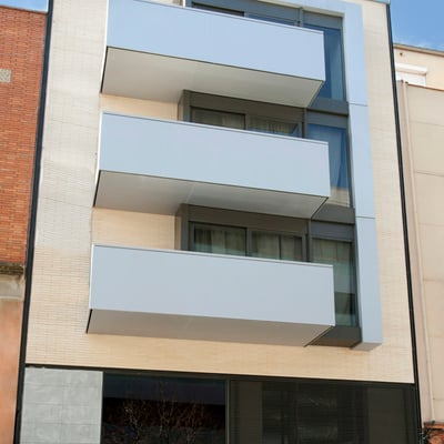 Edificio de Pisos (Barcelona)