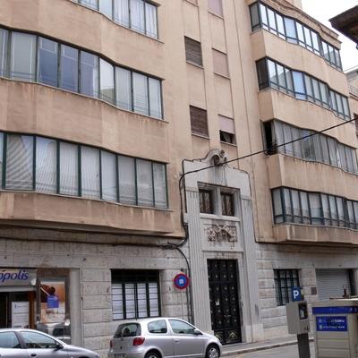 EDIFICIO DE VIVIENDAS, CALLE FONT I MONTEROS (PALMA)