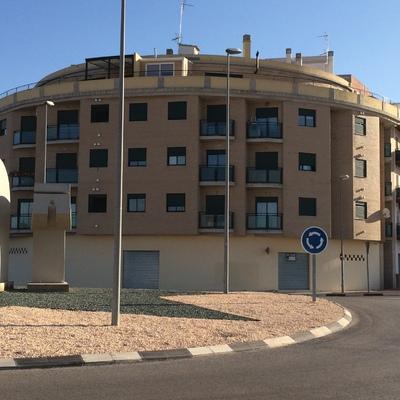 Edificio de Viviendas en Albergue