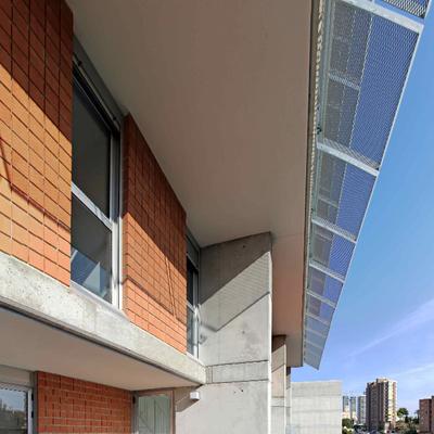 Edificio de viviendas en Benidorm (Alicante)