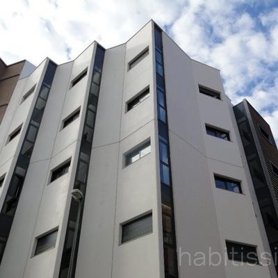 Edificio de viviendas en C/ Jaul (Almería)