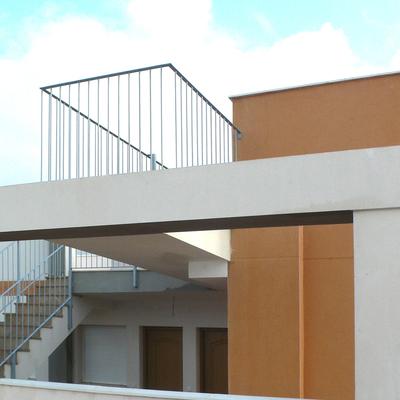 edificio de viviendas en el morche, Torrox