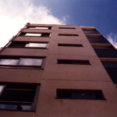 Edificio de Viviendas, en San Luis (A Coruña)