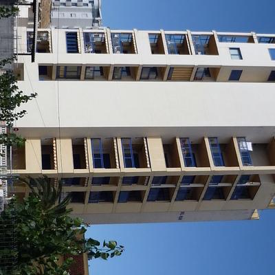Edificio de viviendas. Playa de Gandía, Valencia