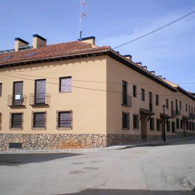 Edificio de viviendas Villarejo de Salvanes