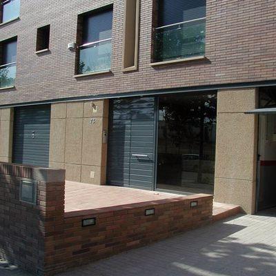 Edificio en Igualada, Barcelona.