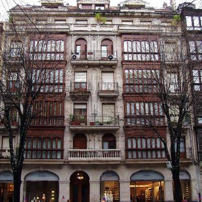 Edificio Gran Vía Bilbao
