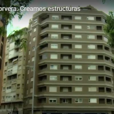Edificio centro Murcia