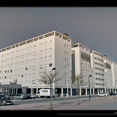 Edificio Naranjos. DAU arquitectos.