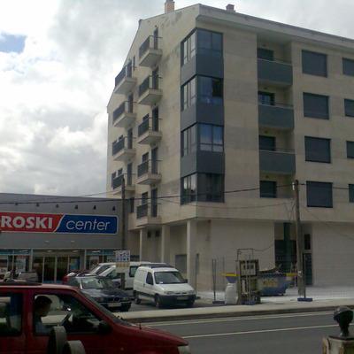 Edificio Padrón, A Coruña.