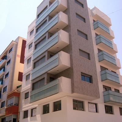 Edificio País Valenciá. Vinaros