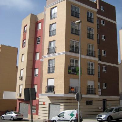 Edificio Plurifamiliar en Almeria