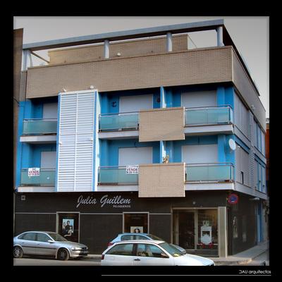 Edificio Roure. DAU arquitectos.