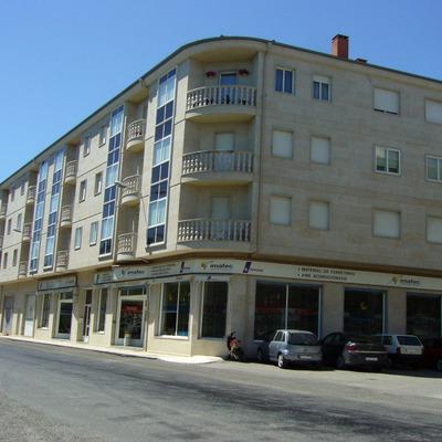 Edificio Toural, Xinzo de Limia