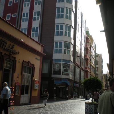 Edificio Residencial-comercial VISANTA (Las Palmas)