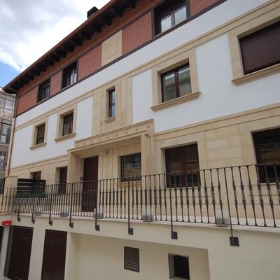 Edificio viviendas en Las Arenas