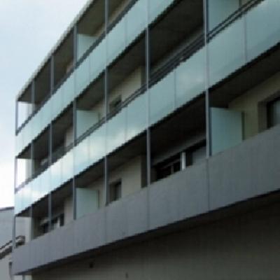 Edificio viviendas en Salt (Girona)