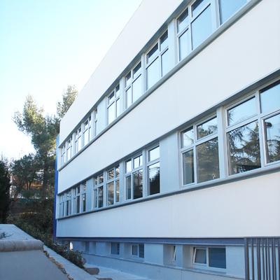 Actuaciones en edificios terciarios