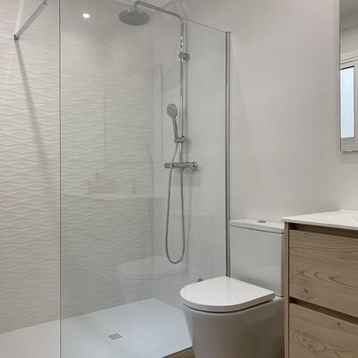 Reforma baño Arimon
