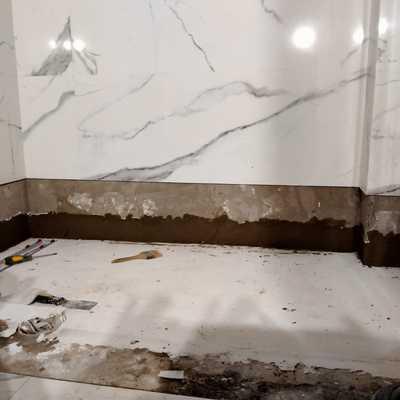 plato ducha pavimento ceramico