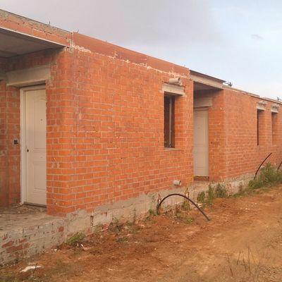 Ejecución de adosados en urbanización Vista Calderona (La Pobla de Vallbona).