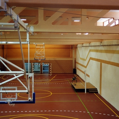 Ejecución de 1º polideportivo subterraneo en Jerez de la Frontera