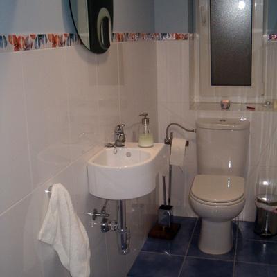 Ejecucion de cuarto de baño.