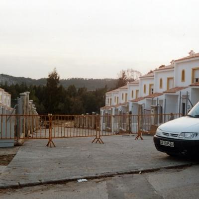 Ejecución de obras de construcción en el Torno
