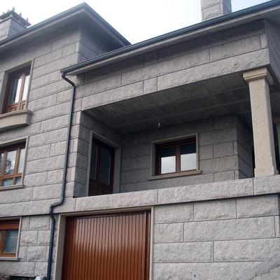Ejecuión de una vivienda en Villarrodís