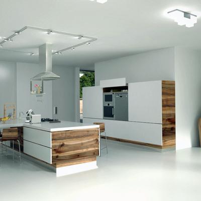 Ekoetxe Casa de la Luz cocina