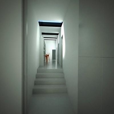 Ekoetxe Getxo pasillo