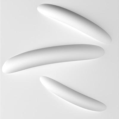 PANELES 3D DECORATIVOS - EKTORP