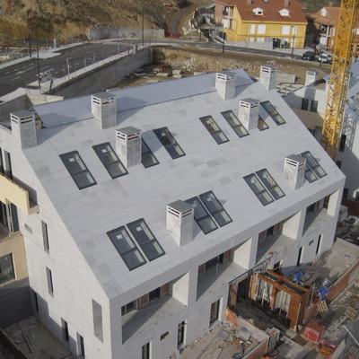 Bloques de viviendas en San Lorenzo del Escorial