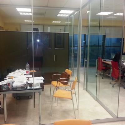 El interior de nuestras oficinas