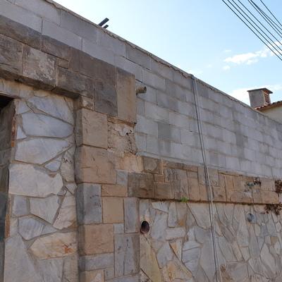Muro de seguridad.