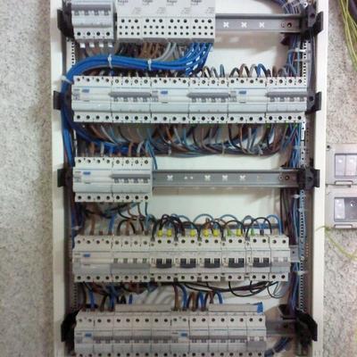 Electricista de Madrid. Autorizado. Económico 680 182 969