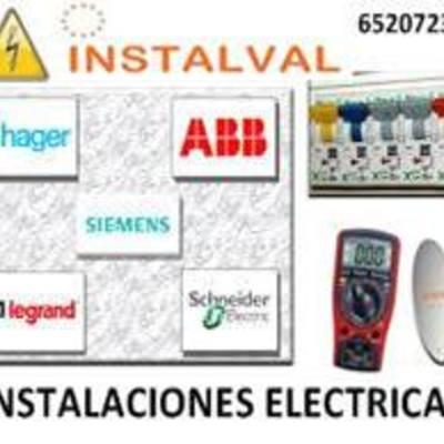 electricista en Valencia - Instalval