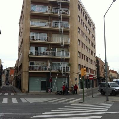 Elevador hasta un 6º piso