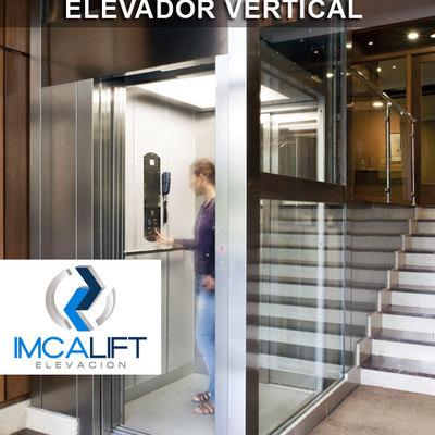 Elevador vertical para comunidad de vecinos